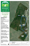 Trail Map - Wolfrun Natural Area
